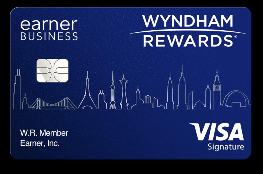 Wyndham reward cardart Image